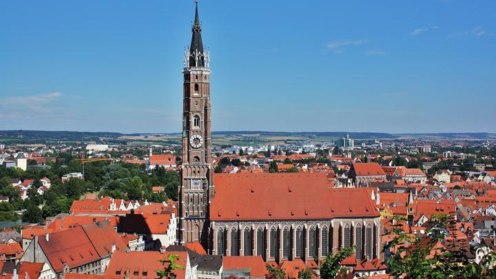 Landshut-area